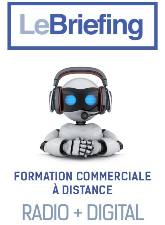 Le Briefing 2020, l'unique formation à distance pour les commerciaux radio+digital