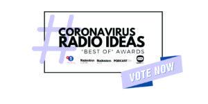 The Coronavirus_Radio-Ideas-Awards