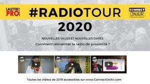 Rendez-vous le 7 octobre à Nice pour l'étape du Radiotour 2020