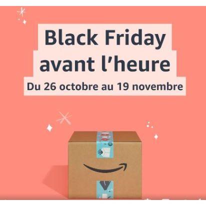 Amazon BF avant l'heure