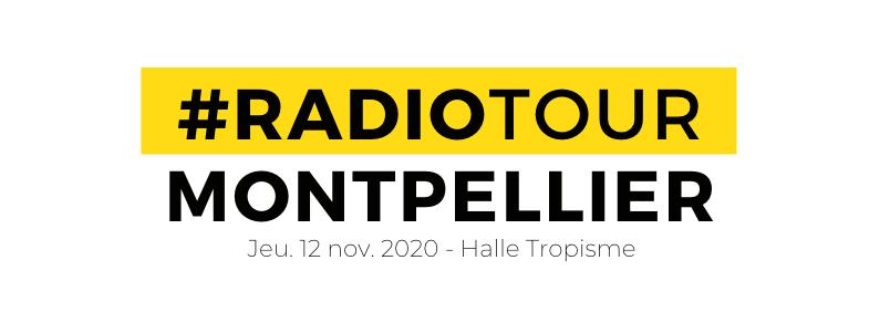 radiotour Montpellier